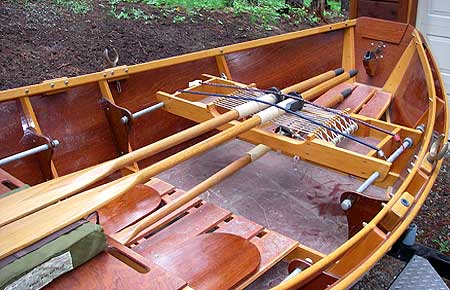 Wooden Drift Boats The Fiddle And Creel